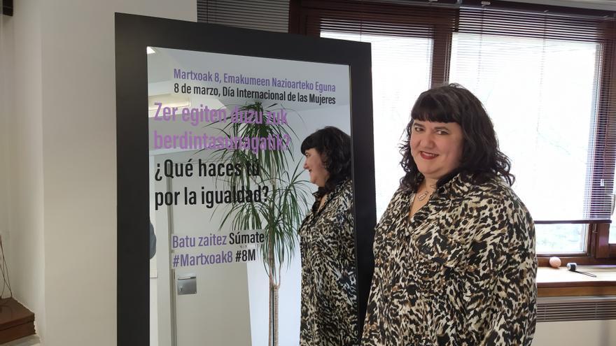 Eva Istúriz, directora del Instituto Navarro para la Igualdad