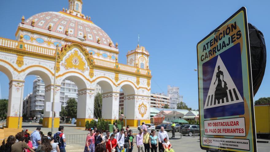"""La venta de alcohol en el entorno de la Feria estará """"restringida"""" por las tardes para evitar 'botellonas'"""