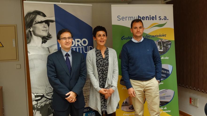 Hidrogea y Beniel renuevan el programa de apoyo y conciliación para niños con dificultades