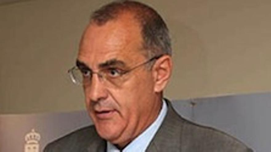 Alberto Génova, director general de Tributos.