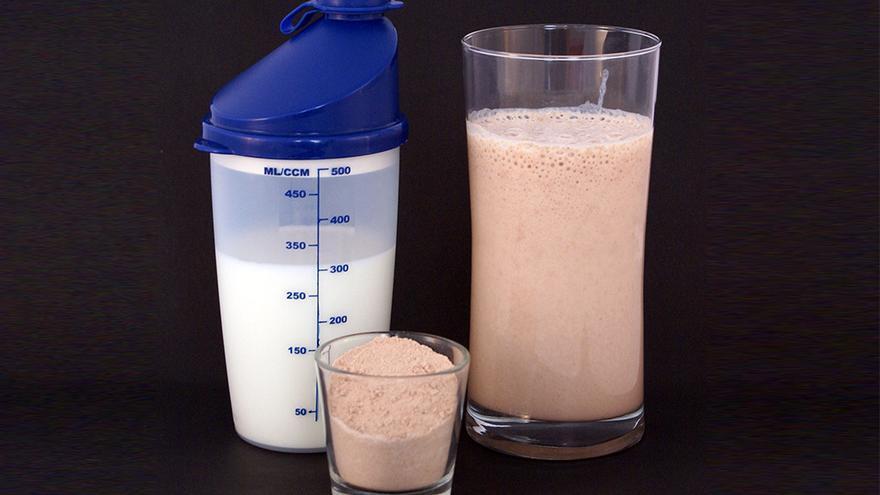 comidas con proteinas para el gimnasio
