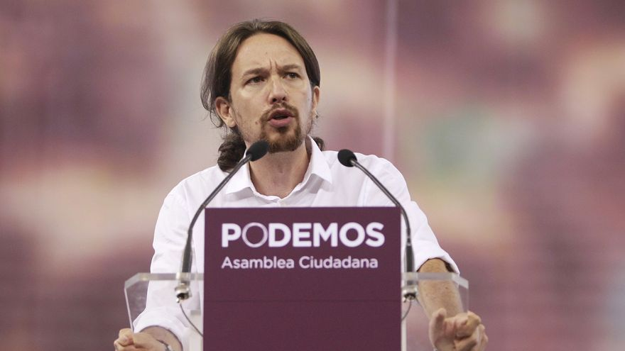 Pablo Iglesias Abre La Asamblea De Podemos El Cielo No Se Toma Por
