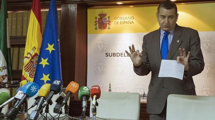 El Gobierno espera tener mañana una estimación de los daños del temporal en Andalucía