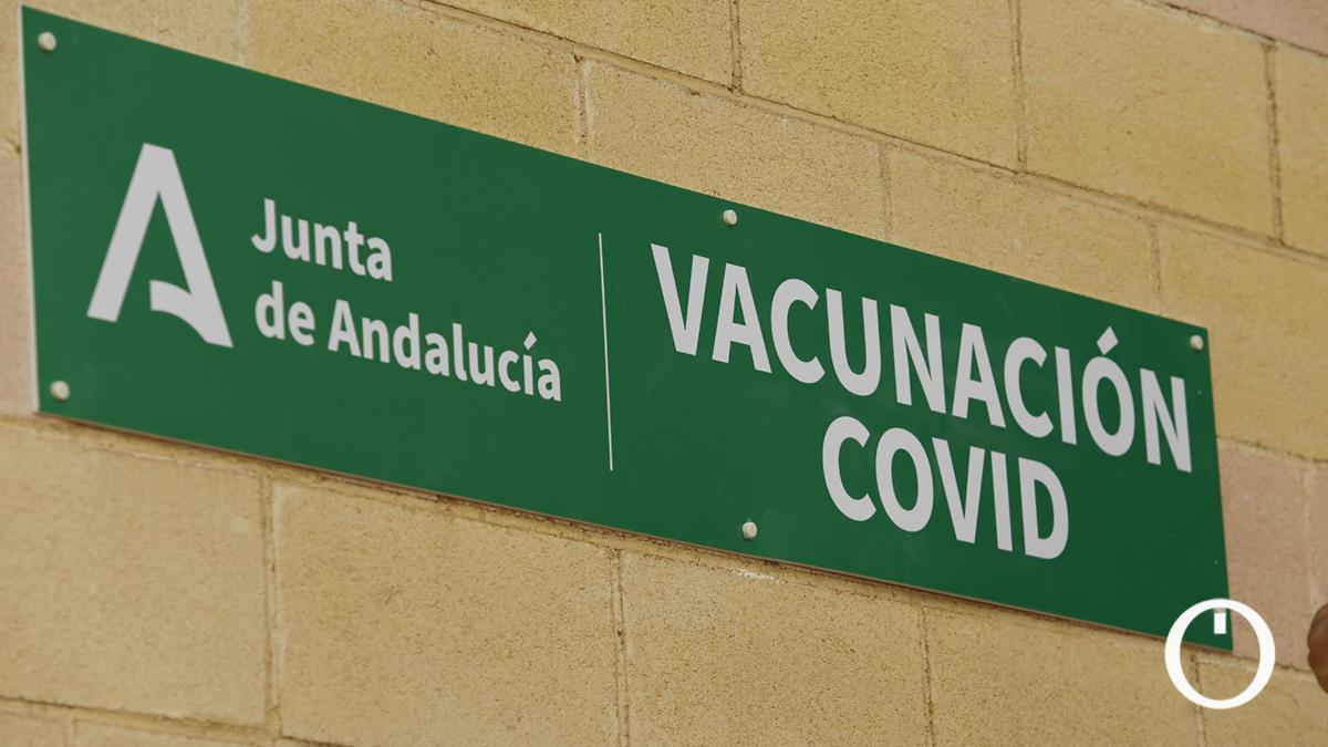 Vacunación en Vista Alegre