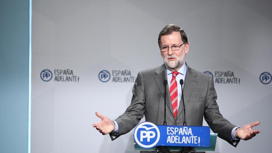 """Mariano Rajoy condena el """"ataque"""" de Manchester y expresa su pesar a familiares de los fallecidos"""