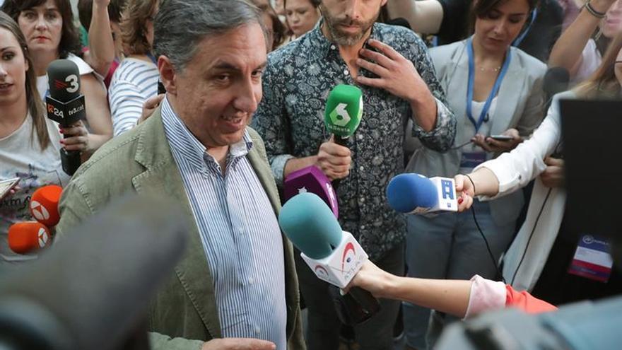 García-Hernández reclama una candidatura de integración de cara al Congreso