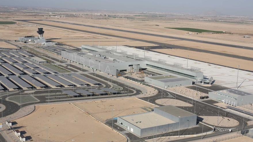 Aeropuerto de Corberá. FOTO: AIRM