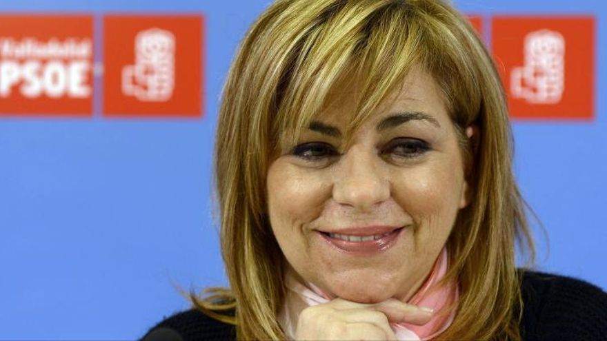 Valenciano convencida de que las primarias devolverán la confianza en el PSOE