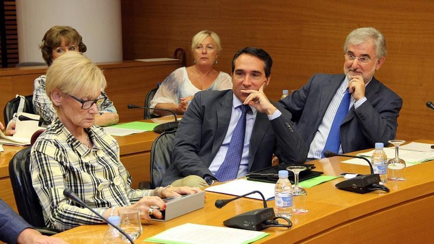 Rubén Ibáñez, diputado del PP