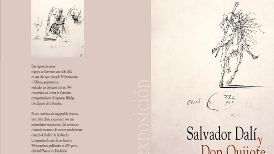 Exposición Dalí Cervantes