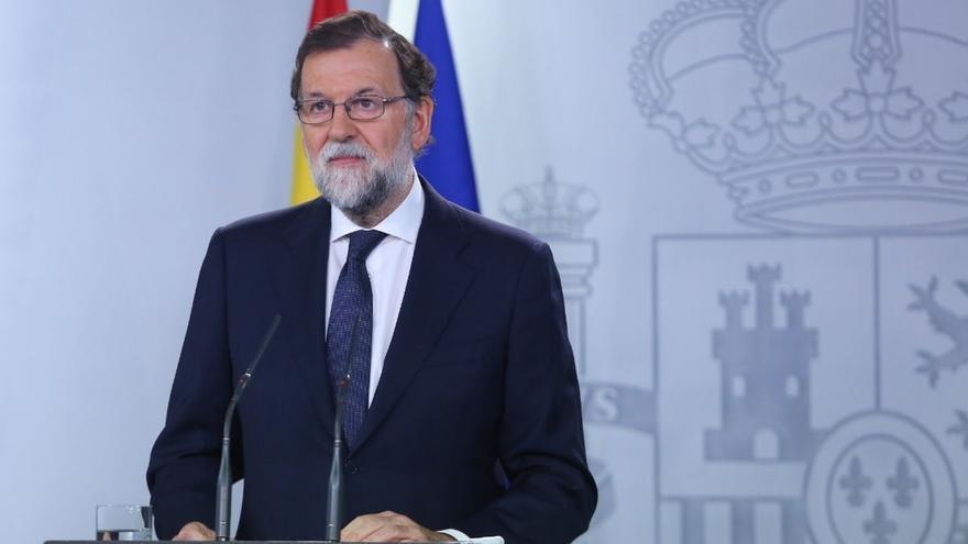 Rajoy se disculpa con el primer ministro estonio por ausentarse de la cumbre de Tallin