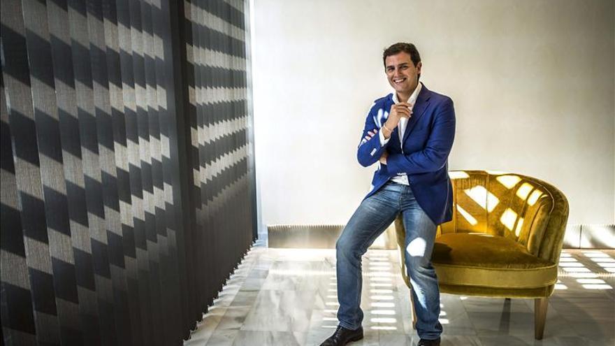 """Rivera asegura que """"Ciudadanos ha sentado la base para dar el salto a la política nacional"""""""