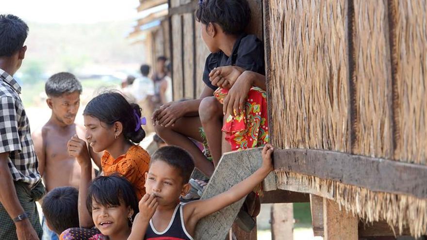 Cruz Roja alerta de la situación de miles de desplazados kachin en Birmania
