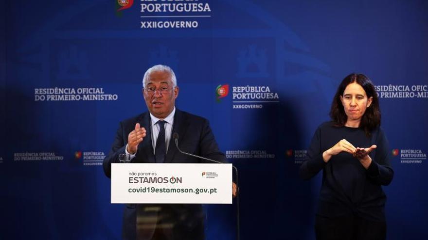 """António Costa calificó de """"repugnante"""" las declaraciones del ministro de Finanzas holandés, Wopke Hoekstra, cuando planteó la posibilidad de que se investigue a España por su gestión de la pandemia."""