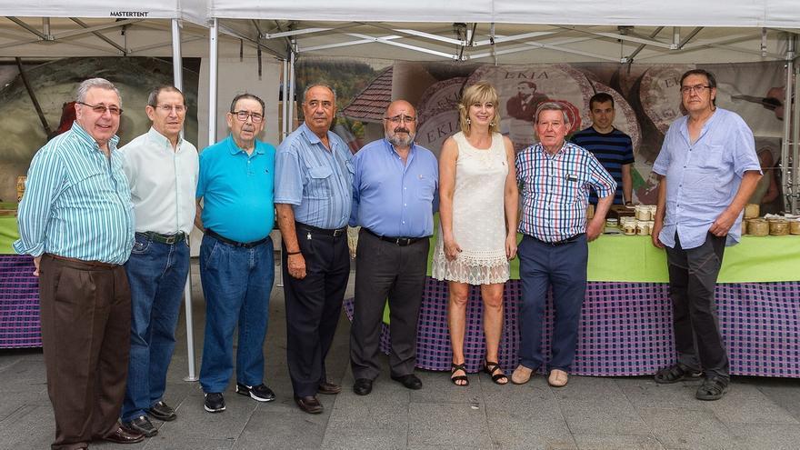 Bilbao acoge un encuentro cultural para la difusión de los productos gastronómicos navarros