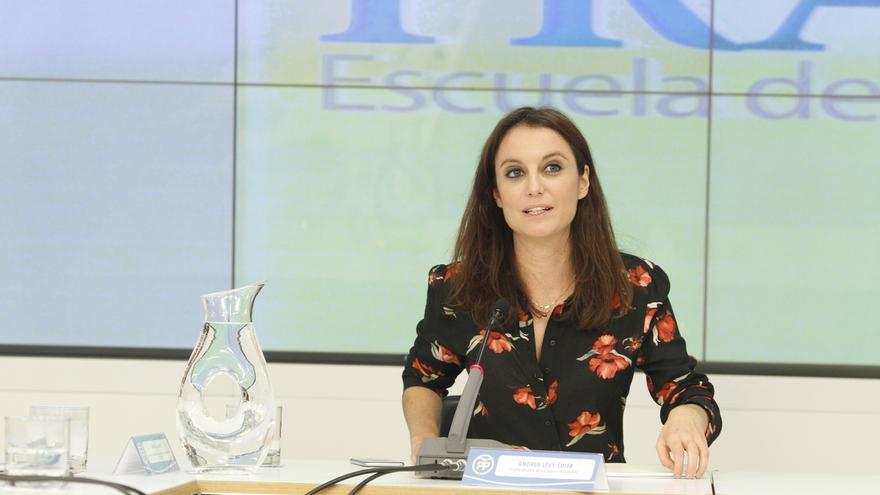 """Levy (PP) asegura que recuperar la economía catalana """"es lo único que importa"""""""