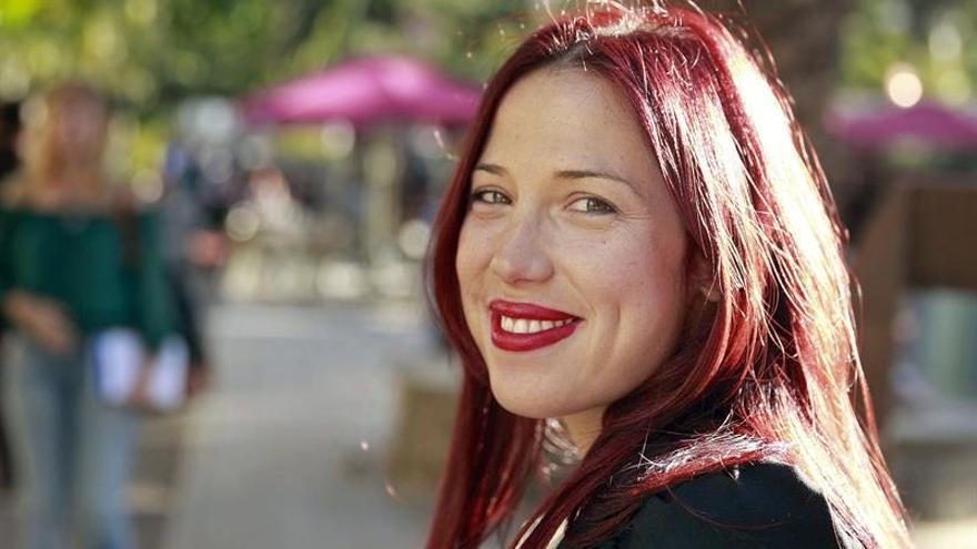 Patricia Hernández, candidata del PSC al Gobierno de Canarias (EFE/Cristobal Garcia)