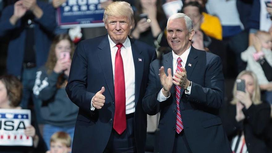 Trump, el adalid del ciudadano de a pie, compone un gabinete de millonarios
