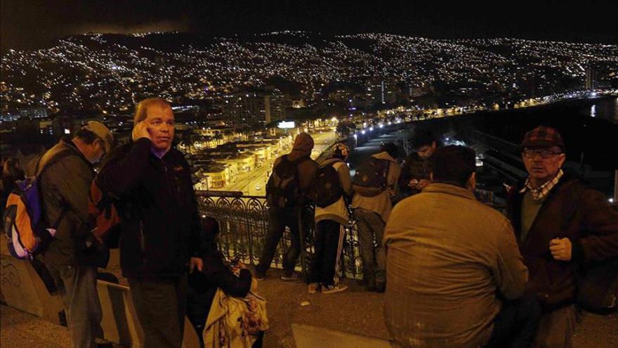 El terremoto en Chile deja tres muertos, 7 heridos graves y fuertes daños materiales