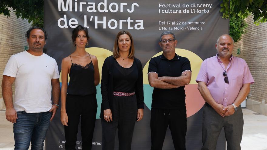 Presentación del festival Miradors de l'Horta.