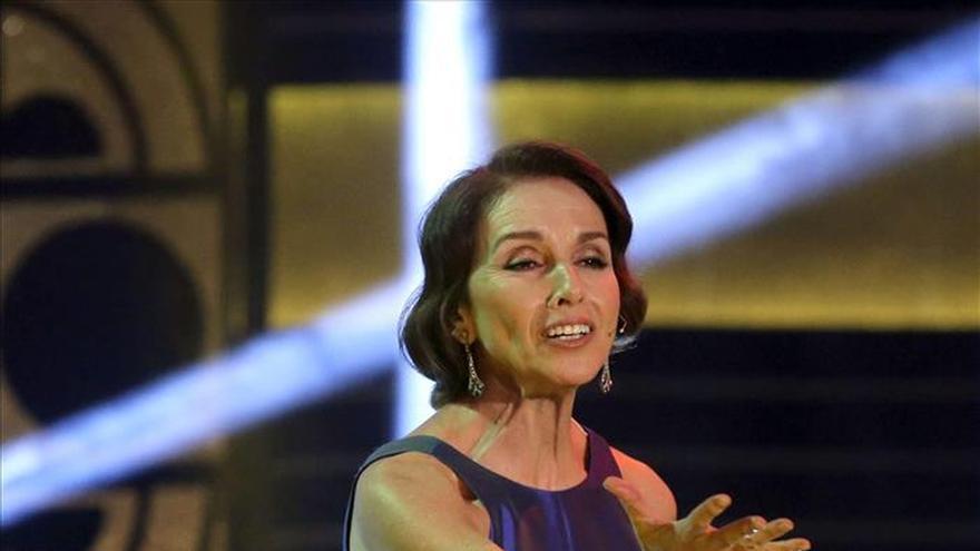 """Ana Belén celebra que se haya roto """"la barrera"""" de que el cine no gusta"""