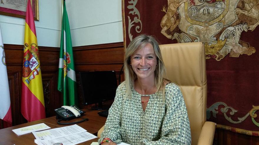 La alcaldesa de Castro Urdiales, Susana Herrán (PSOE). | R.A.