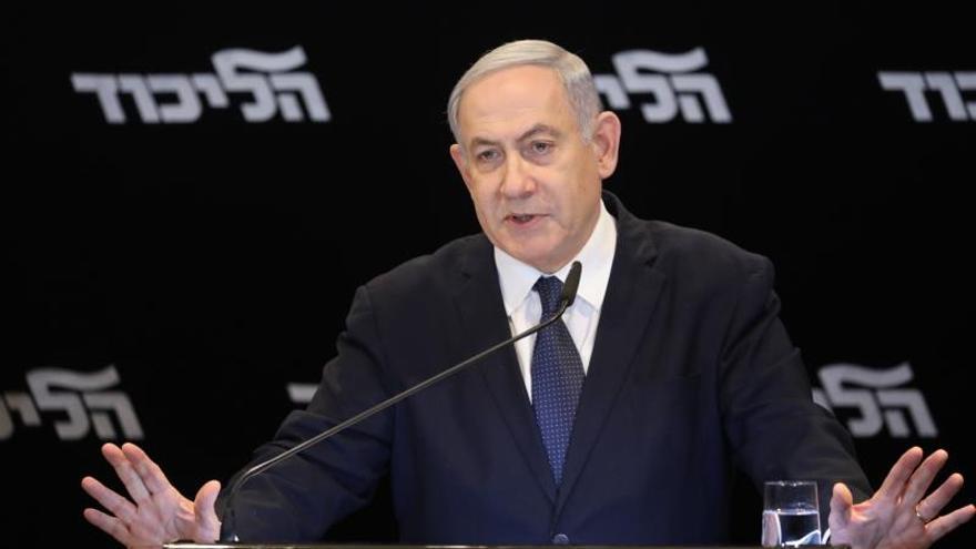 Netanyahu, acechado por la Justicia, juega su última carta: la inmunidad