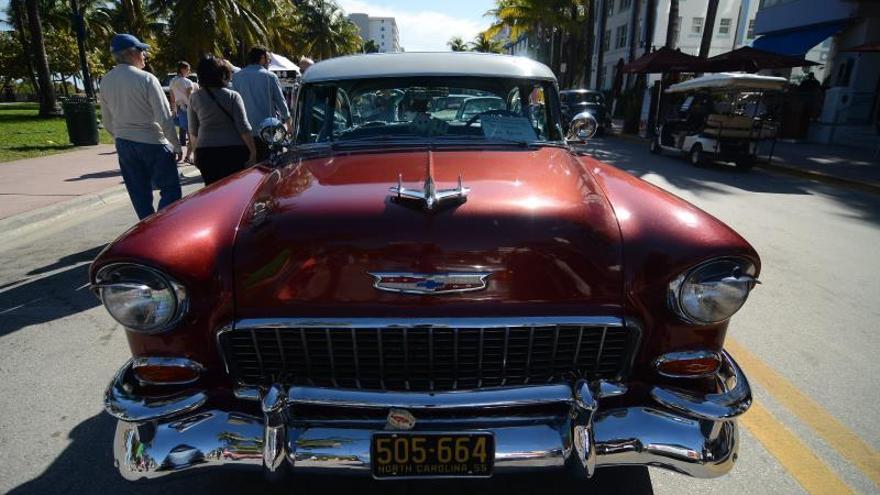 Miami Beach revive su época de oro con el festival Art Deco Weekend
