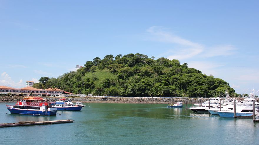 Calzada de Amador, Panamá