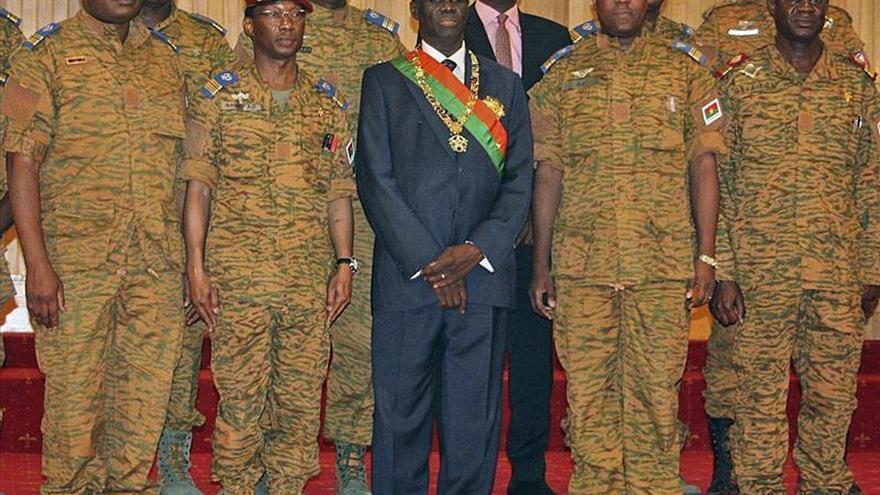 La ONU pide la liberación de las autoridades detenidas en el golpe Estado en Burkina Faso