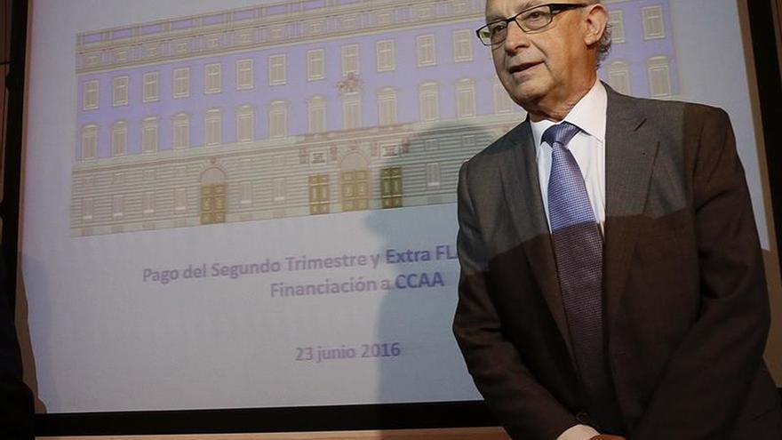 Hacienda paga hoy a proveedores autonómicos 3.772 millones del FLA y extraFLA