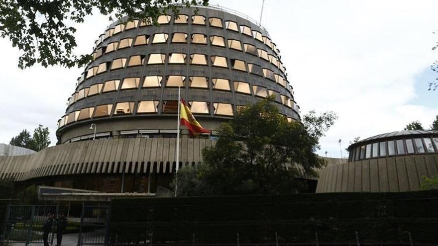 El Constitucional anula la ley foral de víctimas de extrema derecha y funcionarios públicos
