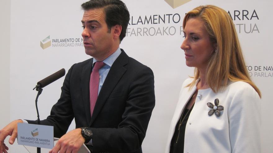 El PPN traslada a Barkos que no le apoyará si se somete a la investidura y prioriza un Gobierno no nacionalista
