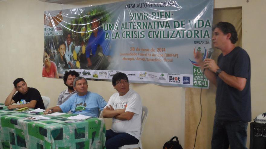 VII Foro Social Panamazónico