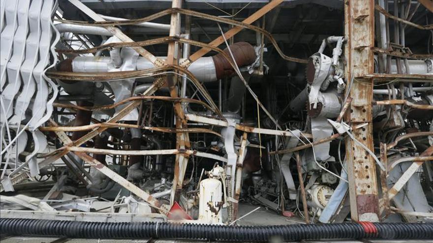 Fukushima lucha en tres frentes para contener los vertidos radiactivos al mar