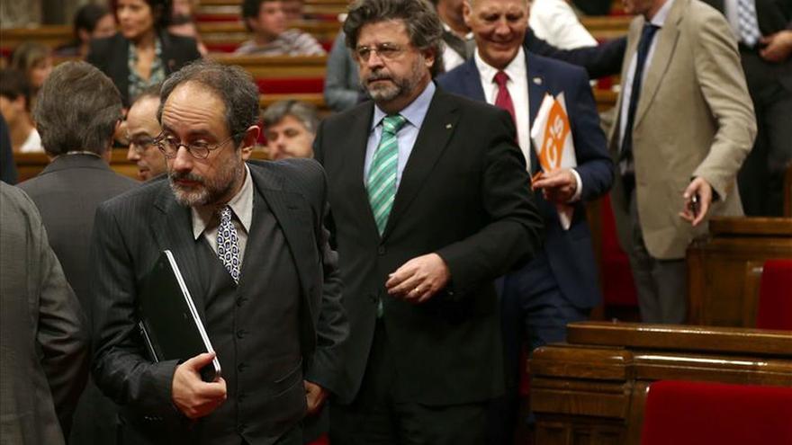 """La CUP anuncia """"un 'no' tranquilo"""" a Mas aunque ve cerca el acuerdo"""