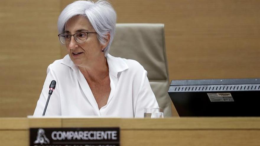 La nueva fiscal general del Estado, María José Segarra