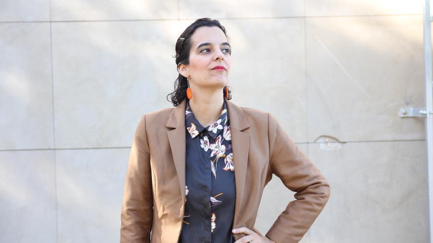 Marta Busquets, autora del libro 'Mi embarazo y mi parto son míos. Guía de derechos para las embarazadas'.
