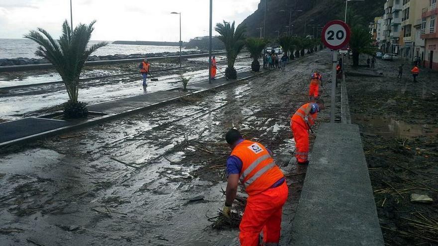 Nuevos planes para tratar el riesgo de inundaciones en Canarias