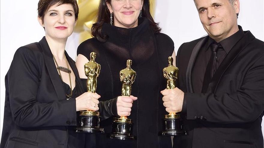 """""""Citizenfour"""" gana el Óscar de mejor documental a """"The Salt of the Earth"""""""