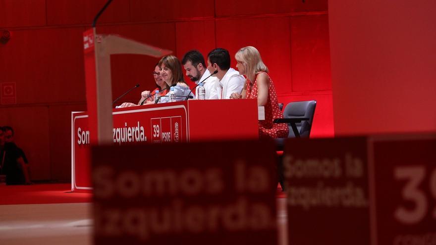 """Mendia cree que el PSOE """"sale unido y reforzado como proyecto"""" de su 39º Congreso"""