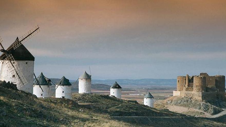 Molinos de Consuegra / Turismo Castilla-La Mancha