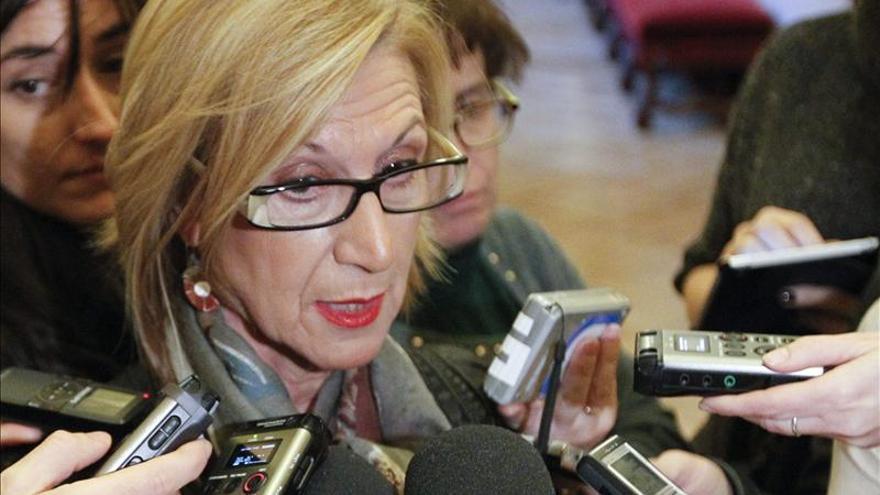 Rosa Díez cree que los actos como el de Durango suponen indultar a los criminales
