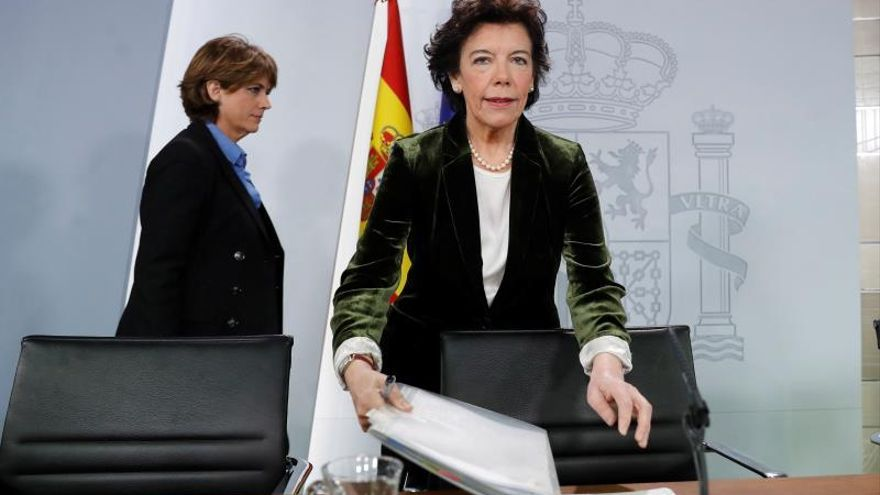 """Celaá advierte sobre los peligros de las """"campañas basadas en mentiras"""""""