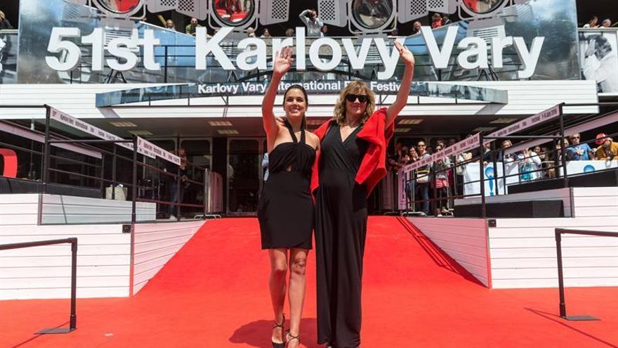 La cineasta española Leire Apellaniz compite en Karlovy con una mezcla de antropología y ficción