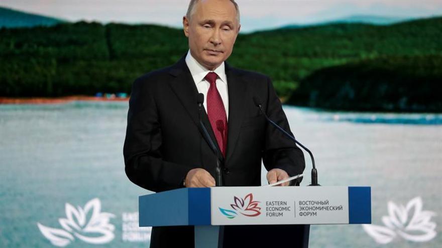 Rusia, dispuesta a dar garantías de no injerencia en asuntos internos de EEUU