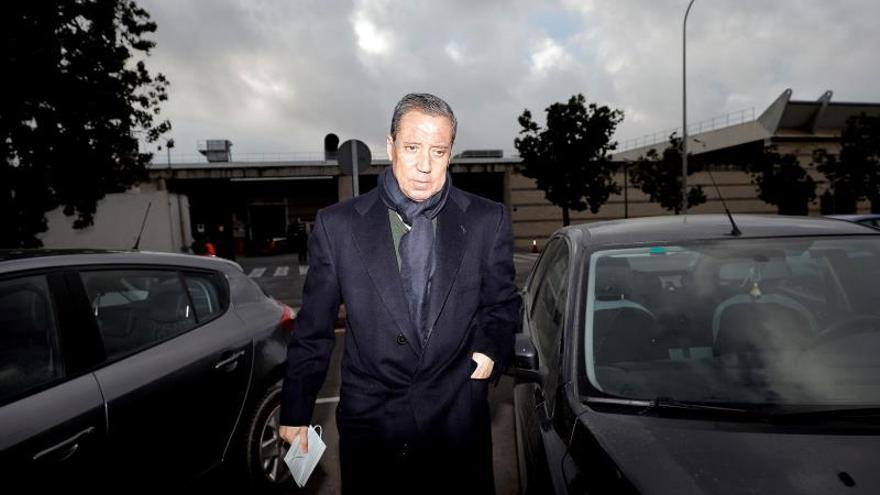 El testaferro uruguayo de Zaplana le hizo llegar 2,3 millones en siete años