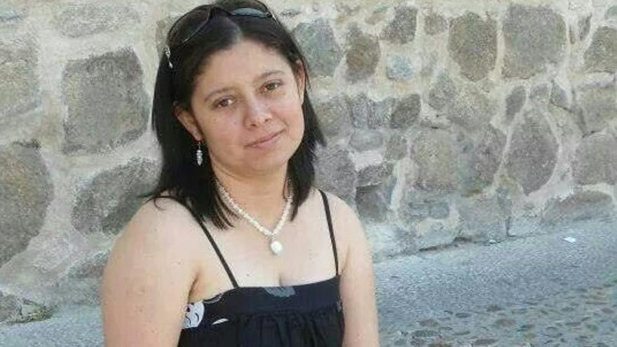 Jeanneth Beltrán murió en la UCI del Hospital de Toledo.