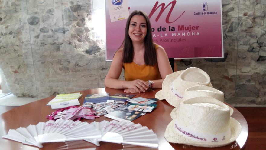 Nuria Cogolludo, delegada provincial de Igualdad en Toledo