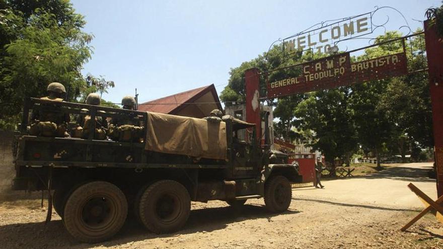 10 Muertos y 19 heridos en combates entre el Ejército filipino y Abu Sayyaf
